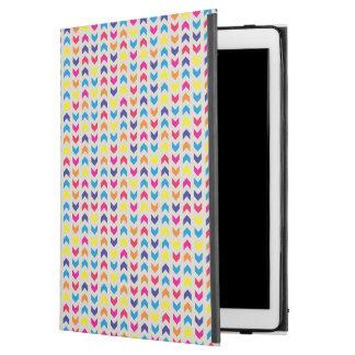 "Aztec Chevron colorful iPad Pro 12.9"" Case"