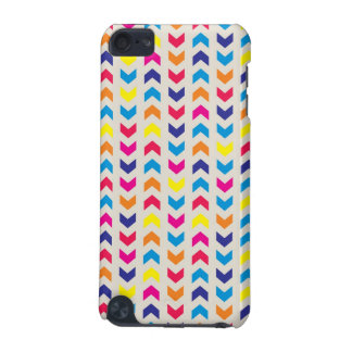 Aztec Chevron colorful iPod Touch (5th Generation) Covers