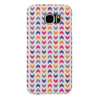 Aztec Chevron colorful pattern Samsung Galaxy S6 Cases