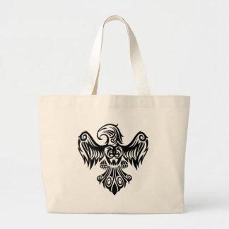 Aztec Eagle Large Tote Bag