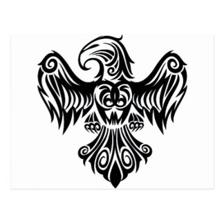 Aztec Eagle Postcard