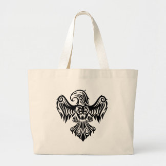 Aztec Eagle Jumbo Tote Bag