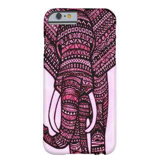 Aztec Elephant Barely There iPhone 6 Case