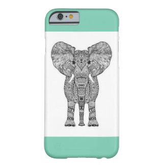 Aztec Elephant Case