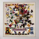 Aztec Equilibrium Poster