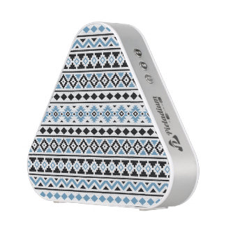 Aztec Essence II Horizontal Ptn Blue Black White