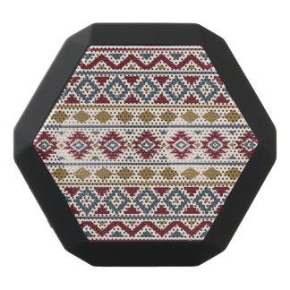 Aztec Essence Ptn III Red Blue Gold Cream Black Bluetooth Speaker