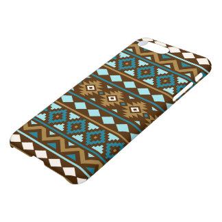 Aztec Essence Ptn III Teals Gold Cream Brown iPhone 8 Plus/7 Plus Case
