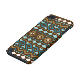 Aztec Essence Ptn III Teals Gold Cream Brown iPod Touch 5G Cover