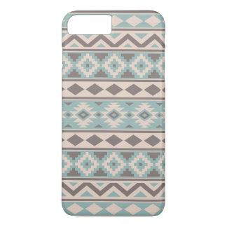 Aztec Essence Ptn IIIb Taupe Teal Cream iPhone 8 Plus/7 Plus Case