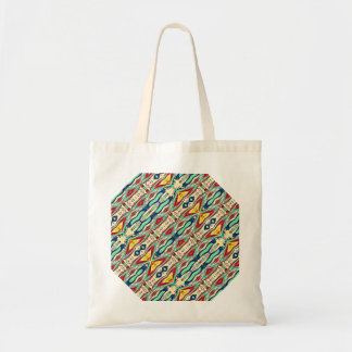 Aztec Fabric. Tribal Pattern. Native American Tote Bag