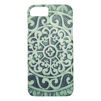 Aztec Floral Design iPhone 8/7 Case
