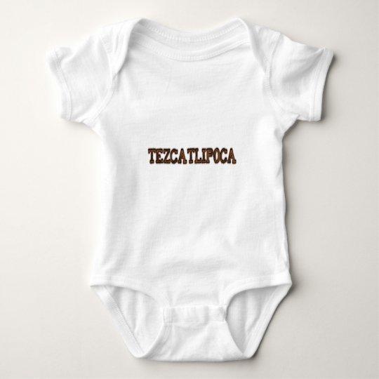 Aztec God aztec god Tezcatlipoca Baby Bodysuit
