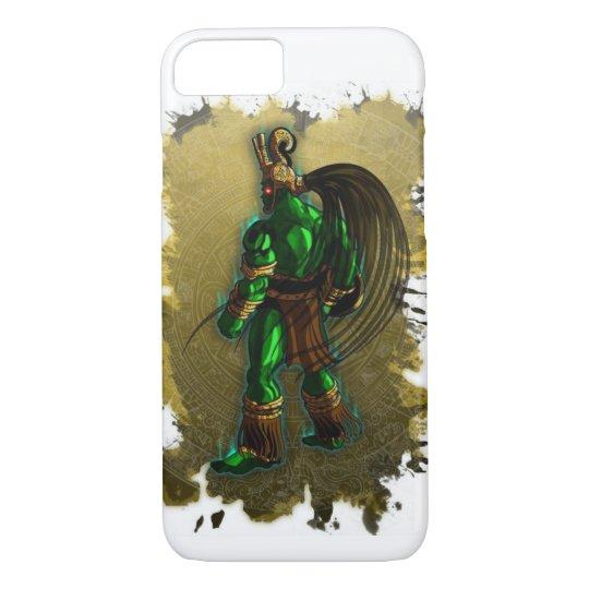 Aztec God Ogre iPhone 8/7 Case