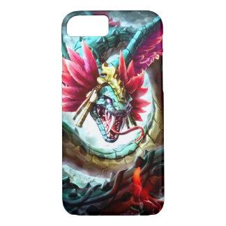 Aztec God Quetzalcoatl iPhone 7 Case
