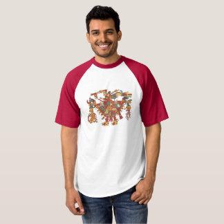 Aztec god T-Shirt