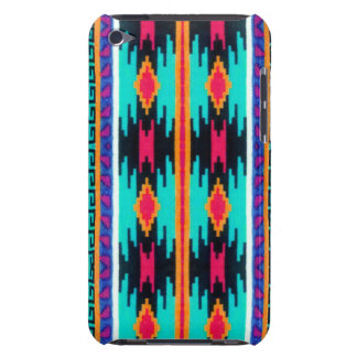 Aztec Hipster Indie Print iPod Touch 4G Case Barely There iPod Cases