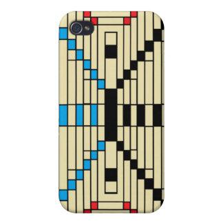Aztec Horizon Cases For iPhone 4