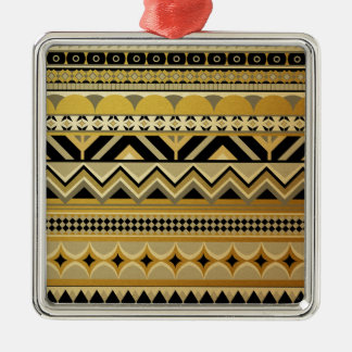 Aztec II Christmas Ornament