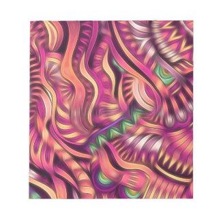 Aztec Inspiration Notepad