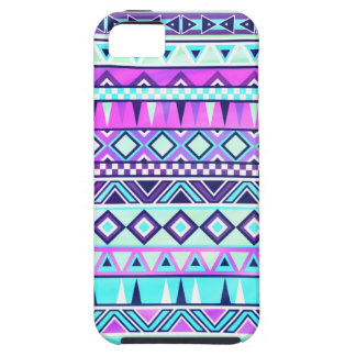 Aztec inspired pattern tough iPhone 5 case