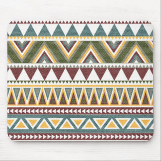 Aztec Intricate Pattern Mouse Mat