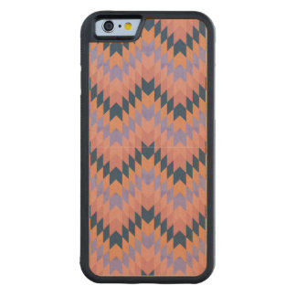 Aztec landlord carved® maple iPhone 6 bumper