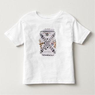 Aztec men gambling Patoli T Shirt