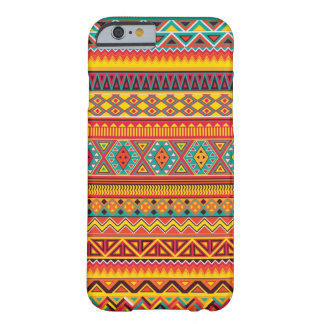 Aztec Pattern Barely There iPhone 6 Case