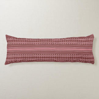 Aztec Pattern body cushion