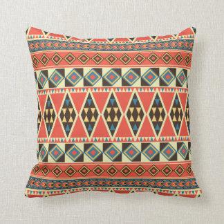 Aztec Pattern Cushion