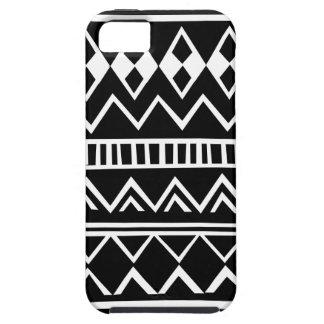 Aztec pattern iPhone 5 case