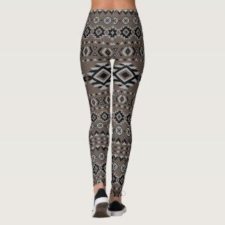 Aztec Pattern Leggings
