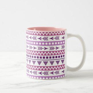 Aztec Pattern mugs