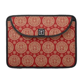 Aztec Pattern Sleeve For MacBooks