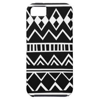 Aztec pattern tough iPhone 5 case