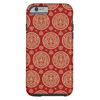 Aztec Pattern Tough iPhone 6 Case