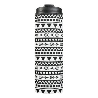 Aztec Pattern tumbler