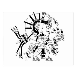 Aztec Post Card