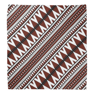 Aztec Print Bandana
