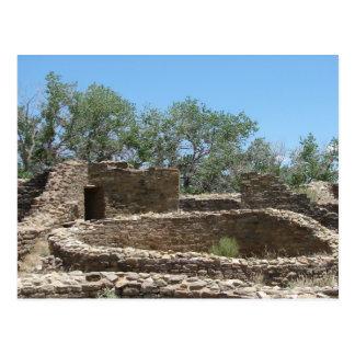 Aztec Ruins II Postcard