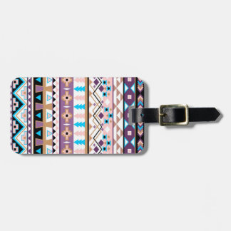 Aztec summer jazz travel tag