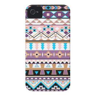 Aztec summer pattern iPhone 4 cover