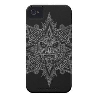 Aztec Sun Mask Dark Blackberry Bold Covers