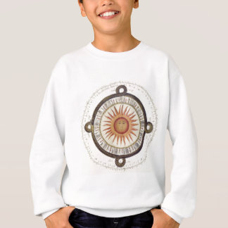 Aztec Sun Stone Sweatshirt