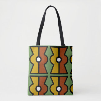Aztec Tote with Ollin (motion) sign