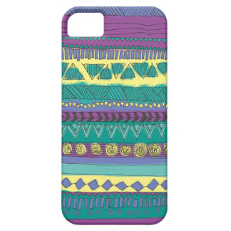 Aztec Tribal Pattern Case For The iPhone 5