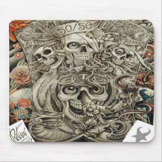 aztec war mouse pads