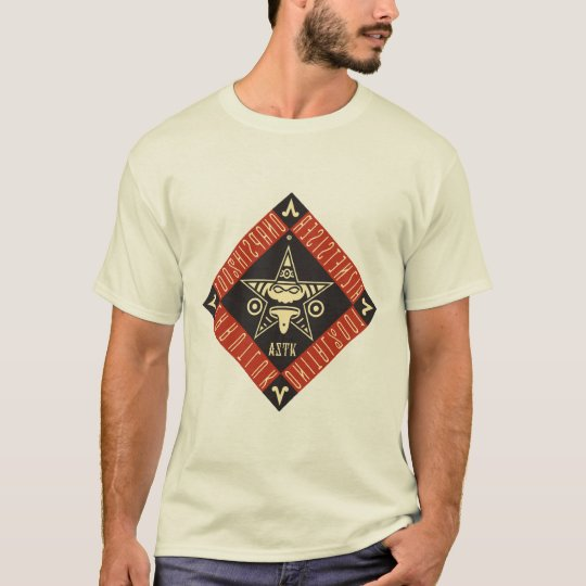 AZTK 100% Mexican Art T-Shirt