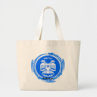 AZUL F SAN PABLITO MBITHE CUSTOMIZABLE PRODUCTS TOTE BAG